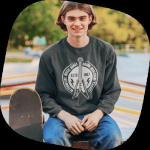 Custom Sweatshirts Band
