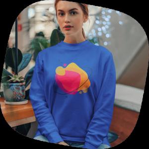 Custom Sweatshirts Graphic Design