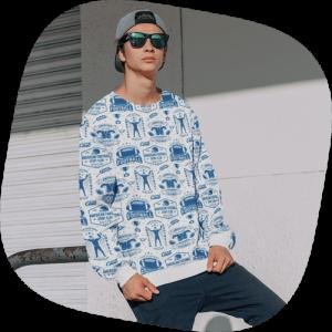 Custom Sweatshirts Logo
