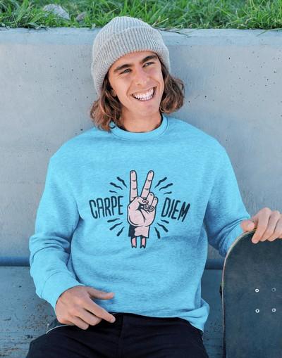 Custom Sweatshirts No Minimums