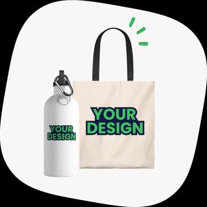 Free Merch Maker Design Merch