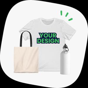 Free Merch Maker Pick Product