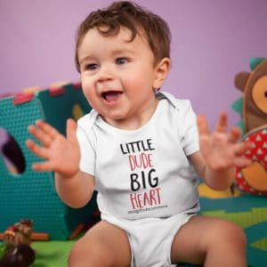 Personalized Baby Clothing Cute