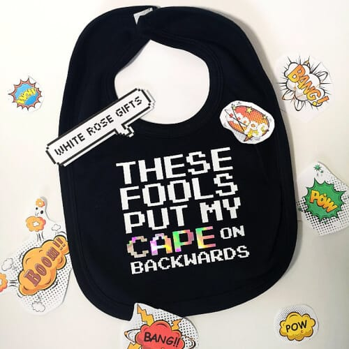 Personalized Baby Clothing Funny