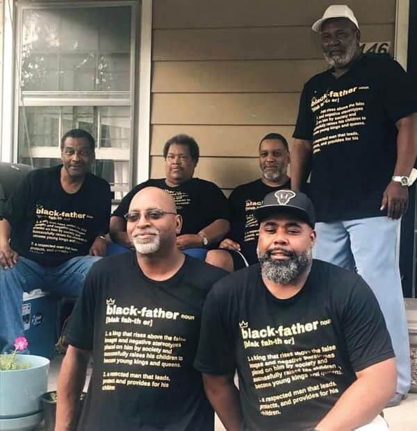 Personalized Father's Day Gift Black Fathers Community