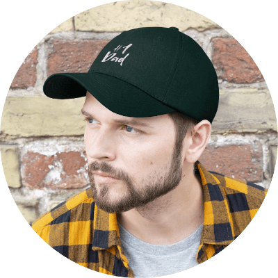 Personalized Father's Day Gift Ideas Cap