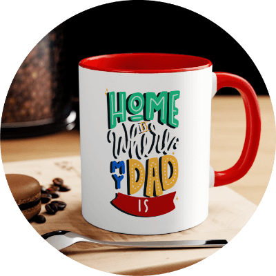 Personalized Father's Day Gift Ideas Mug