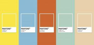 Summer Products Pantones