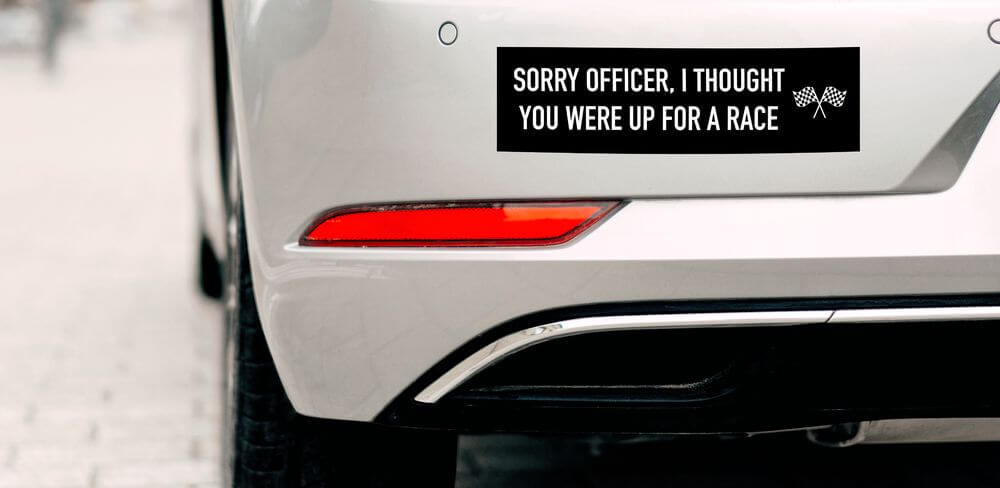 How to make your own bumper stickers like a pro