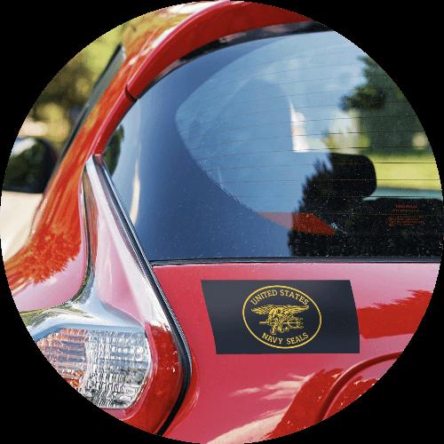 Custom Bumper Stickers Army