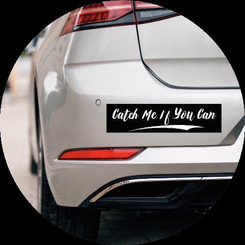 Custom Bumper Stickers By Printify