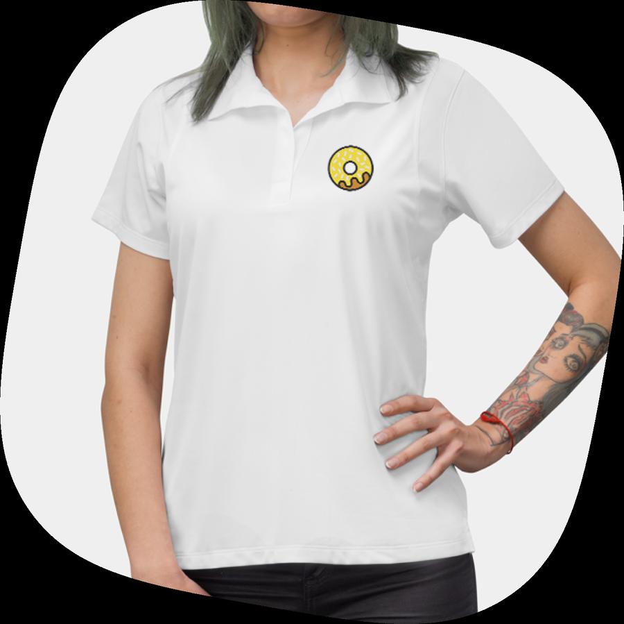 Custom Embroidered Polo Shirts Quality
