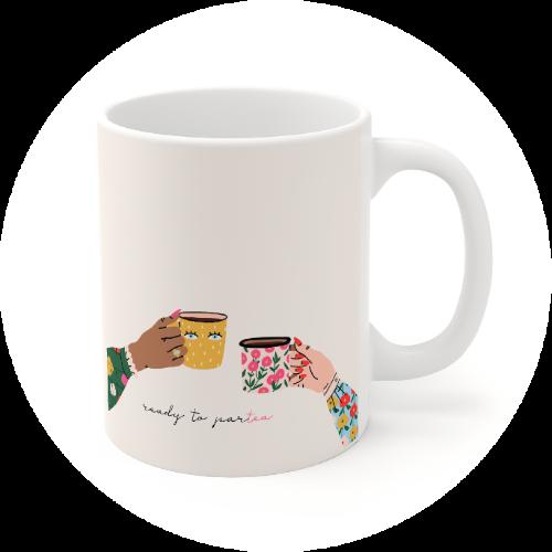 Custom Printed Mug Coffee Mug