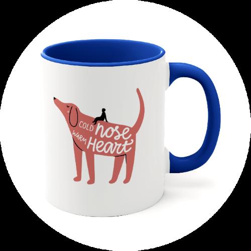 Custom Printed Mug Pet Lovers