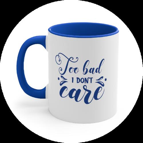 Custom Printed Mug Sarcasm
