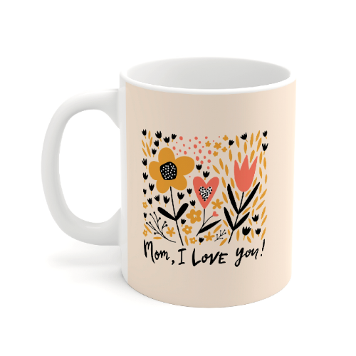Custom Printed Mug Seasonal