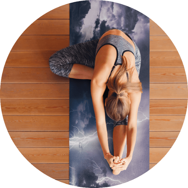 Custom Yoga Mat Elemental