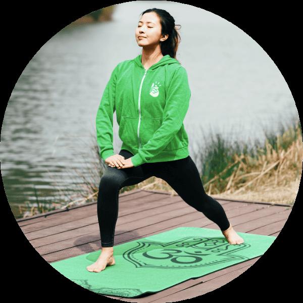 Custom Yoga Mat Print On Demand