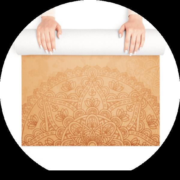 Custom Yoga Mat Selling