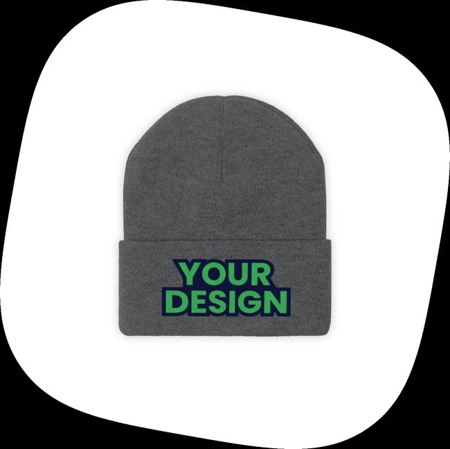 Custom Design Beanie