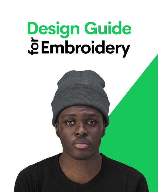 Design Guide for Embroidery