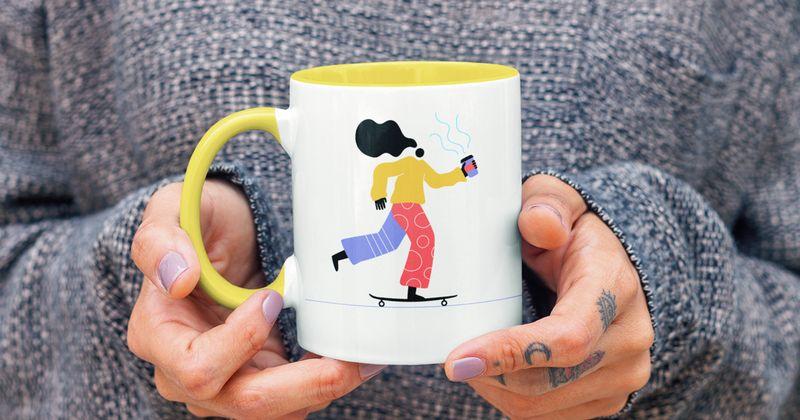 Design Your Custom Mug