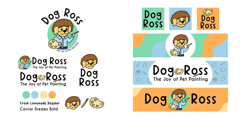Etsy Business Dog Ross Niche