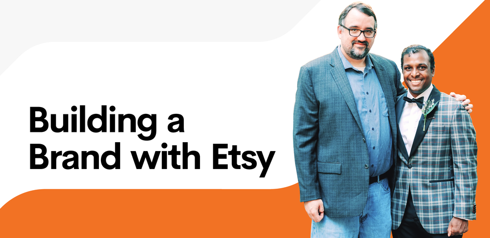 Build a successful Etsy business with Christopher from Dog Ross