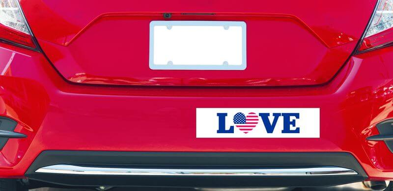 Generic Bumper Sticker