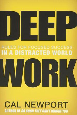 Affiliate Marketing Books Deep Work