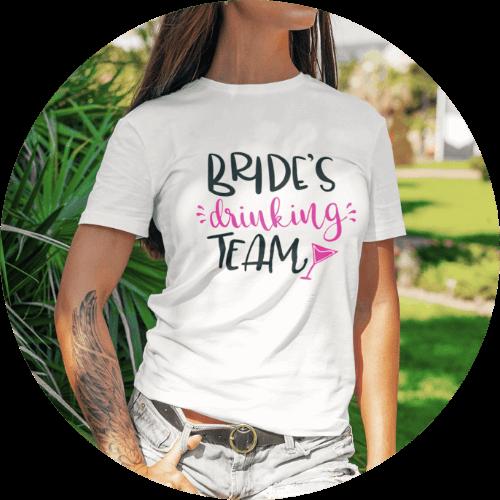 Bachelorette shirts