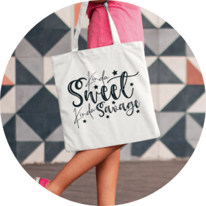 Bags personalized gifts for her