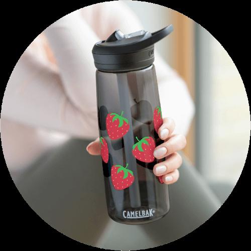 CamelBak Water Bottle Personalization