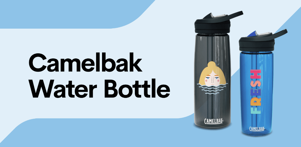 Introducing the CamelBak water bottle!
