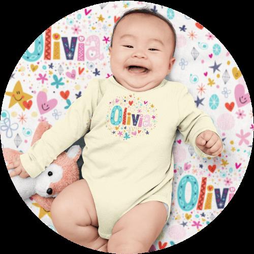 Custom Baby Blankets Name