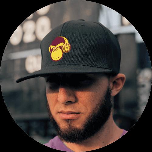Custom Band Merch Hats