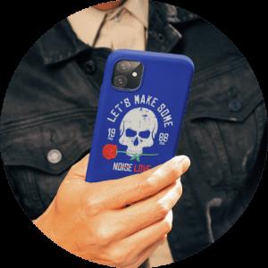 Custom Band Merch Phone Cases
