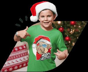 Custom Christmas T-shirts