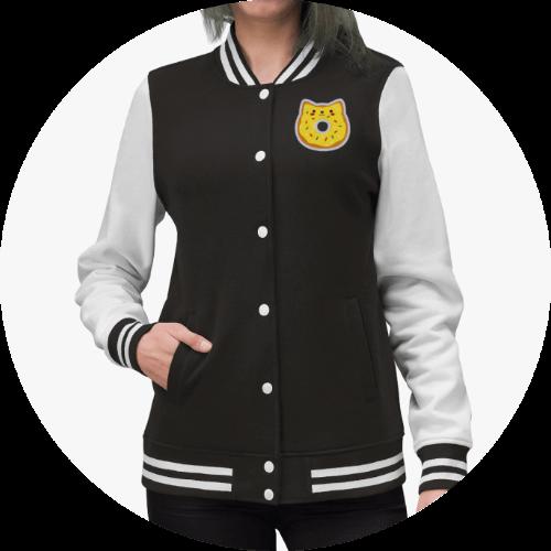 Custom Embroidery Varsity Jacket