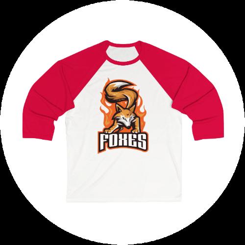 Custom Sportswear Baseball Tee