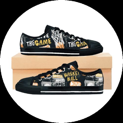 Custom Sportswear Sneakers