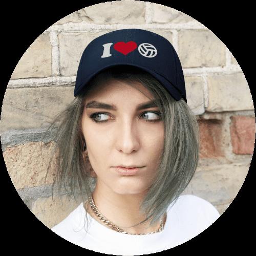Custom Sportswear Unisex Twill Hat