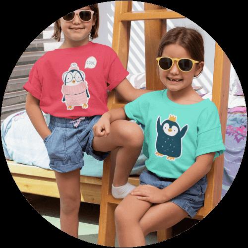 Custom T-shirt Children