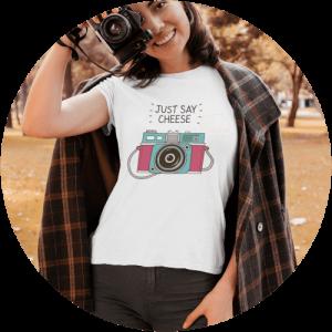 Custom T-shirt Women