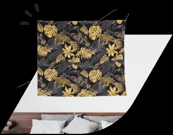 Custom Tapestry