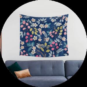 Custom Tapestry Patterning