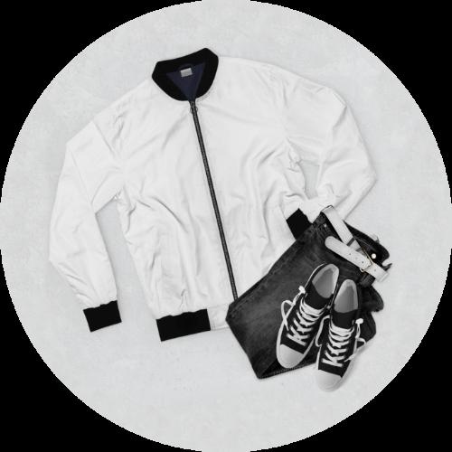 Custom jackets are the essence of streetwear
