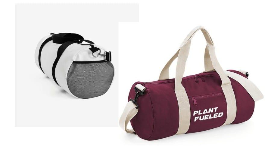 Fitness Merch Gym Duffle Bag