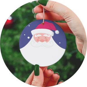 Personalized Christmas Ornament Make Your Own