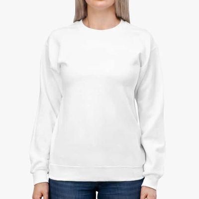 Personalized gift for her screwneck sweatshirt